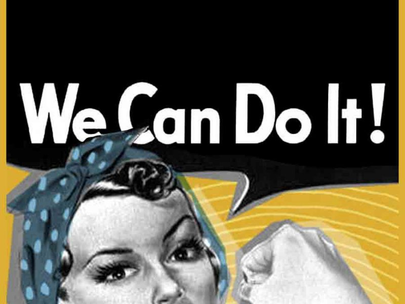 Rosie, We Can Do It! poster