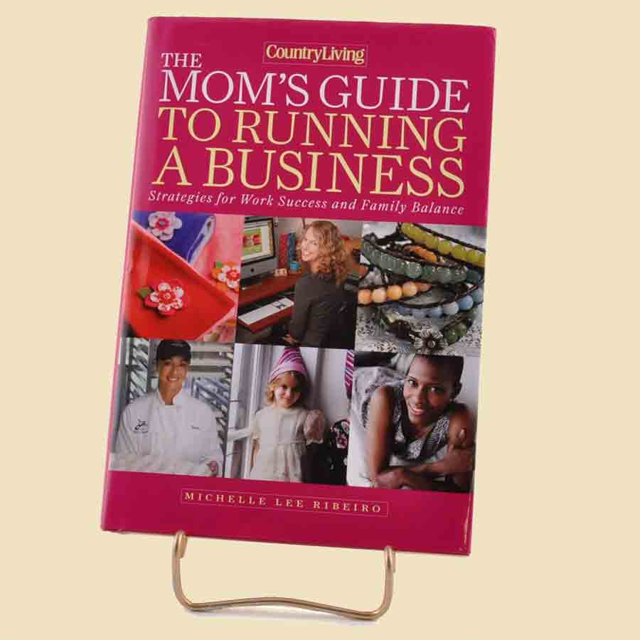 Book: Mom's Guide to Running a Business