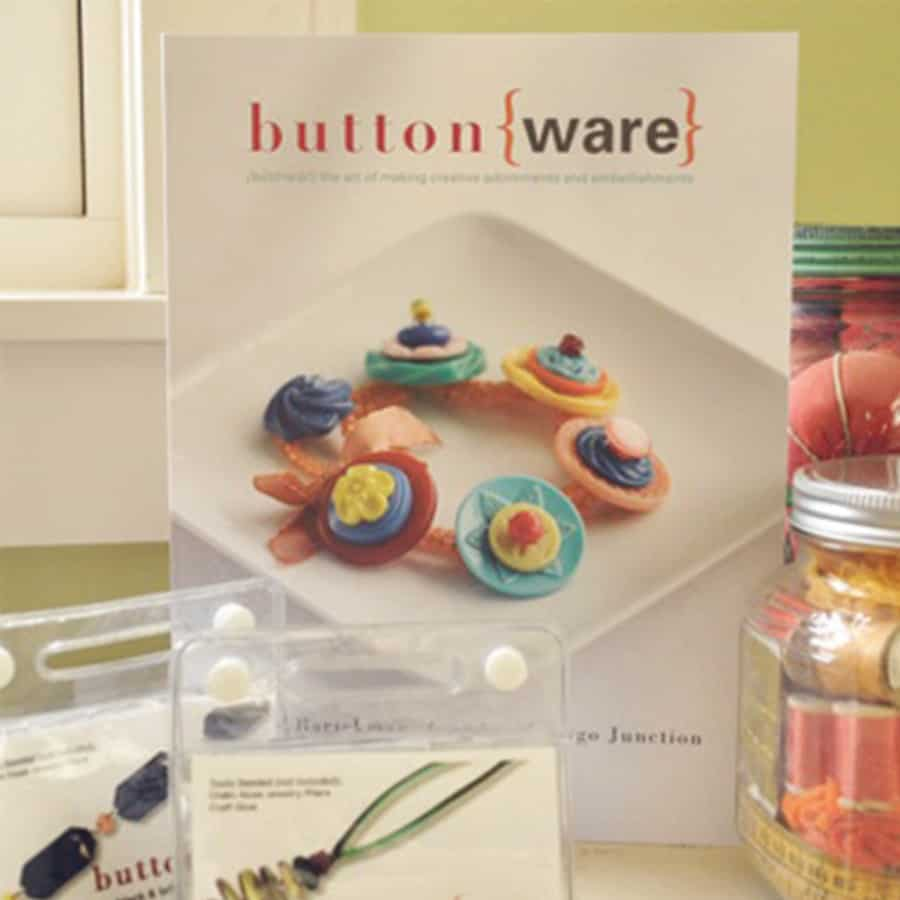 Button[ware] Together book