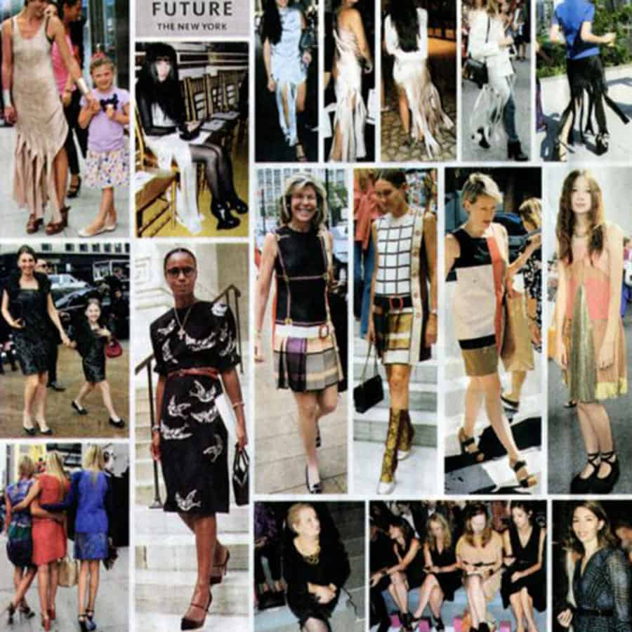 Bill Cunningham new images
