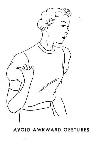 Favorite Vintage Advice: Avoid Policeman's Thumb