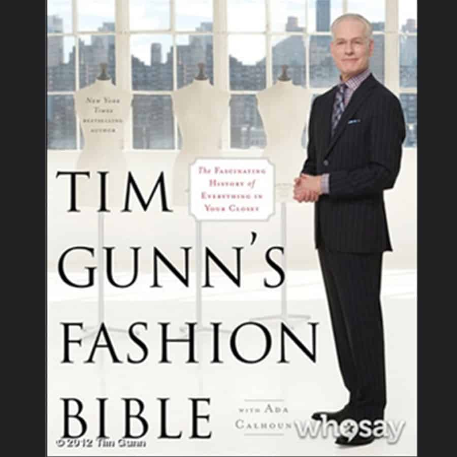 Time Gunn's Fashion Bible