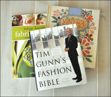 Tim Gunn's Fashion Bible Giveaway from Indygo Junction