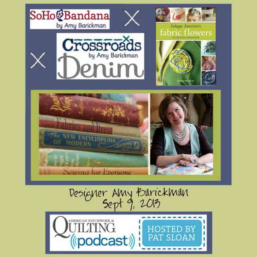 American Patchwork and Quilting Radio