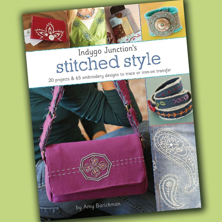 Stitched Style Blog Post: Amy Barickman!