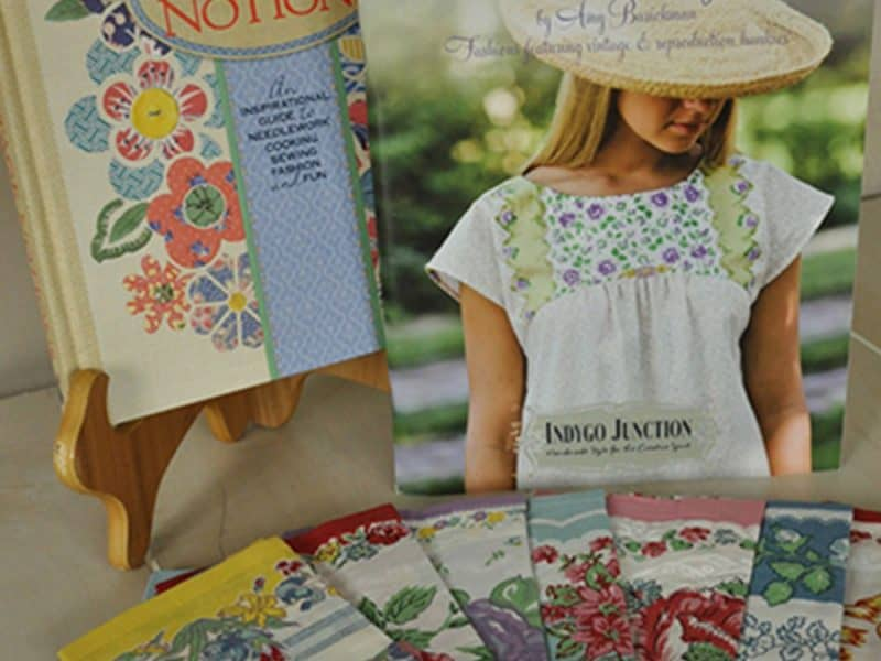 picture of Hankie Style book
