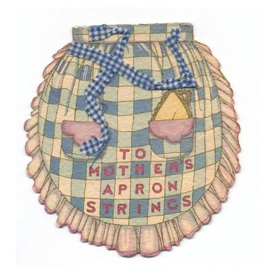 Mother's Day Apron Story