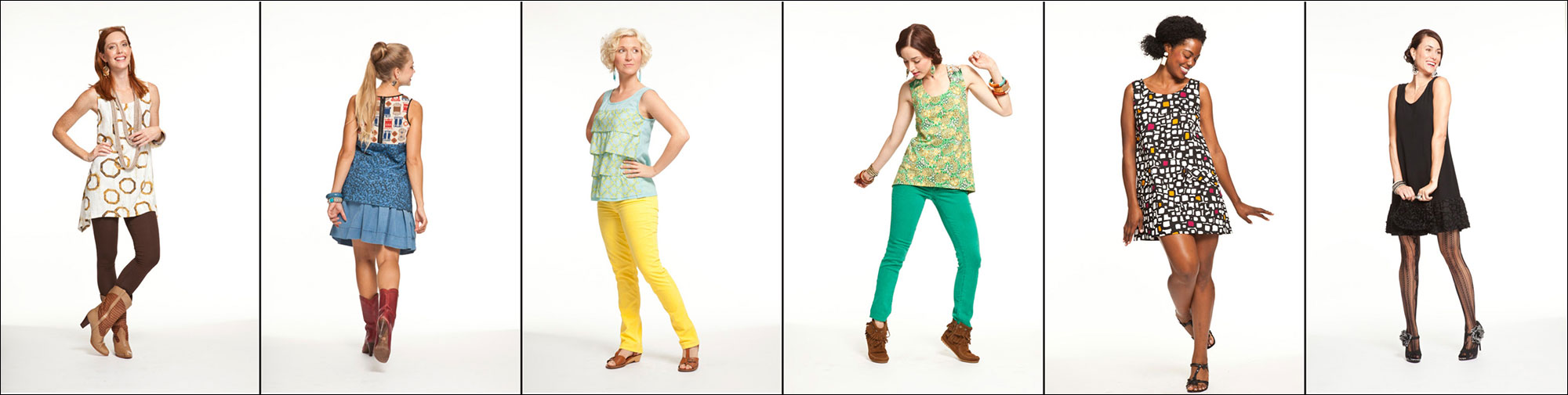 The Magic Pattern Book by Amy Barickman - The Tank Top