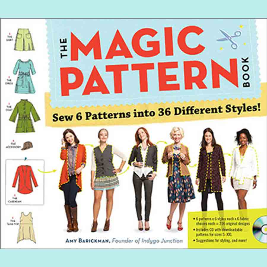 The Magic Pattern Story: Inspiration