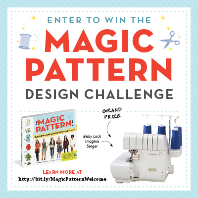 The Magic Pattern Fashion Challenge — Deadline Extended!