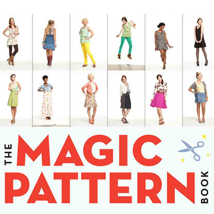 Magic Pattern Book Cover