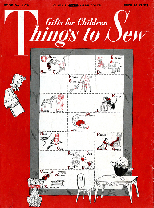 Things To Sew Cover 500