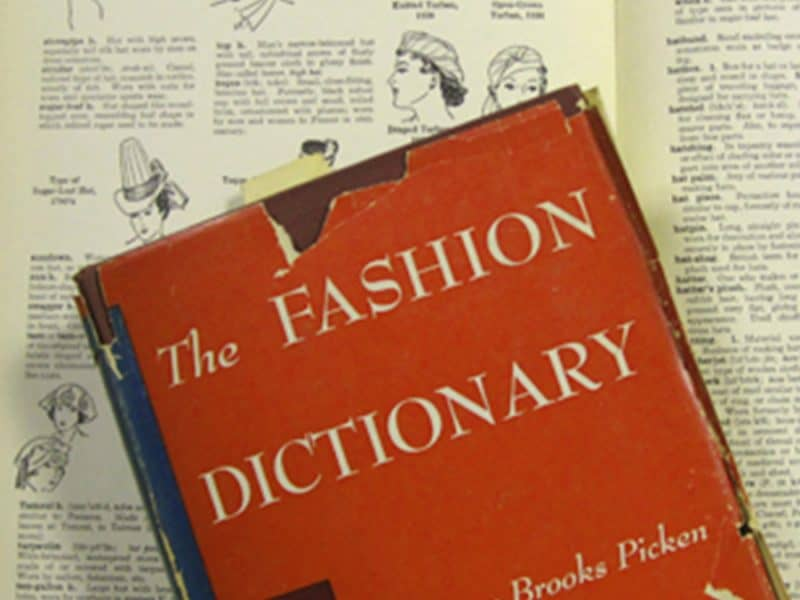 Picutre of Fasion Dictionary