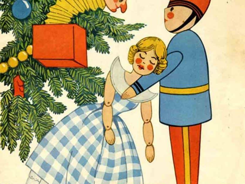 Home Arts Christmas Cover