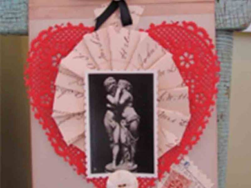 Valentine craft