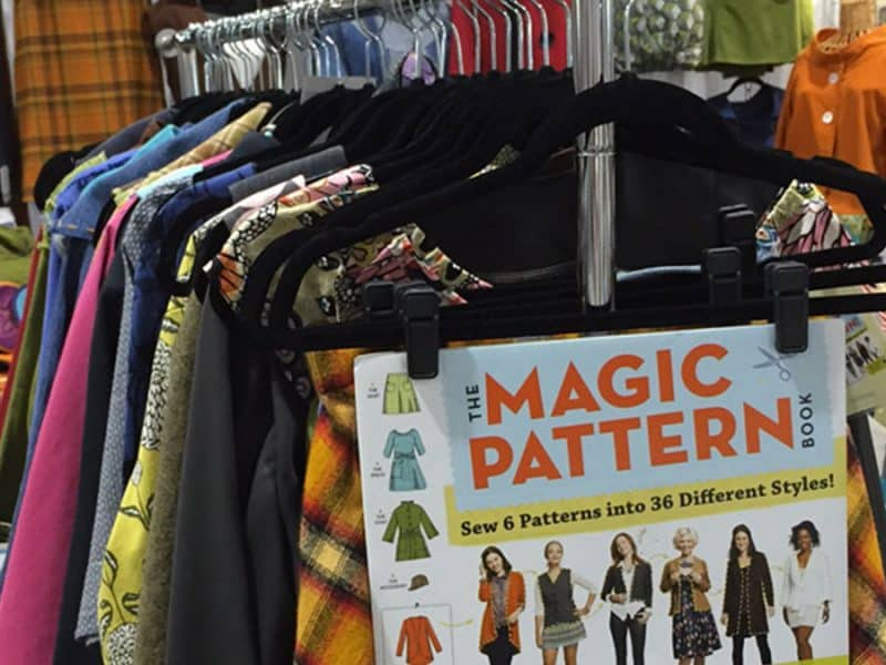 Magic Pattern clothing