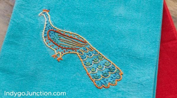 FAM-Peacock