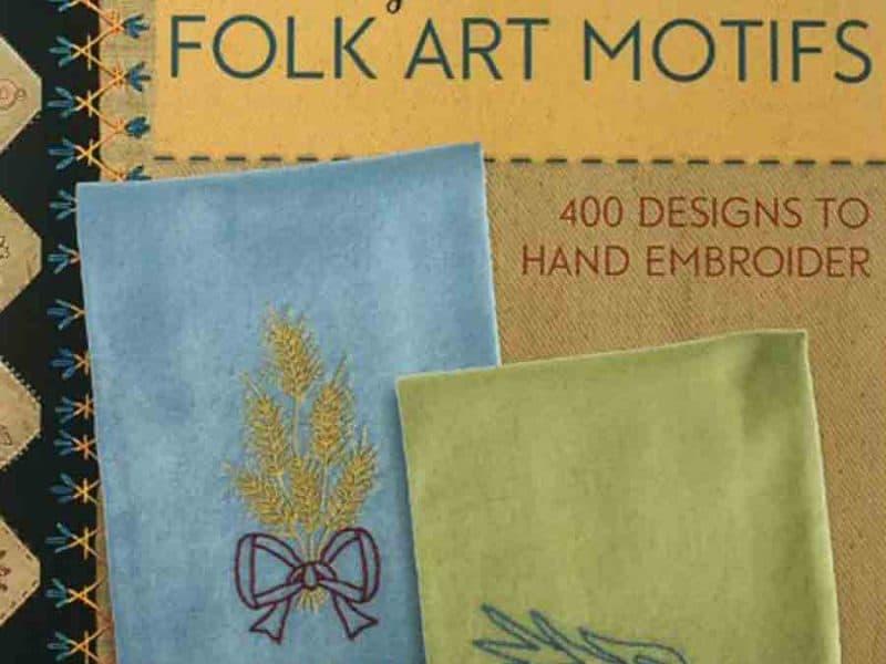 Folk Art Motifs book