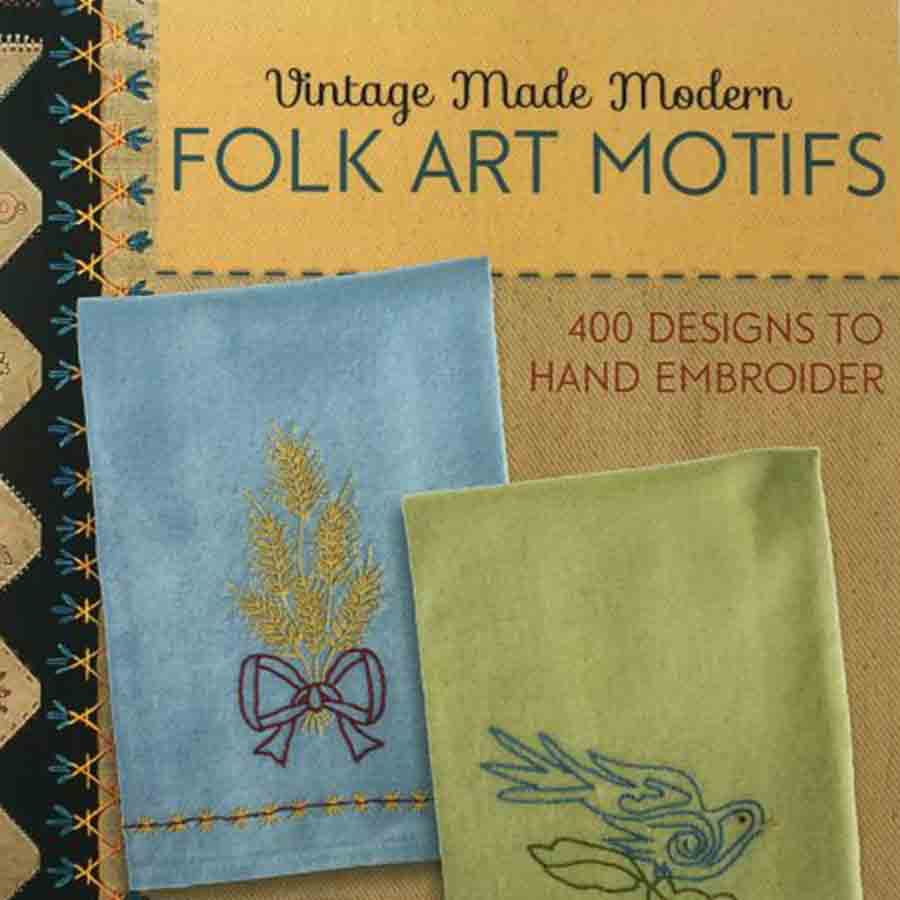 Folk Art Motifs book
