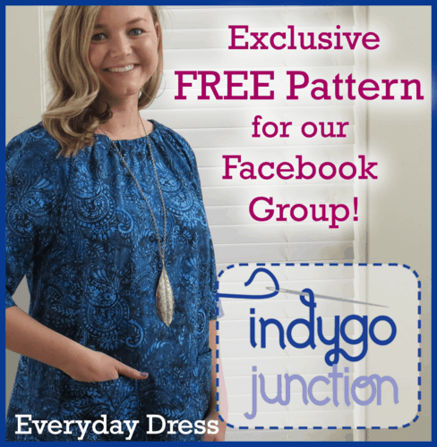 The Everyday Dress – Facebook Exclusive FREE Pattern