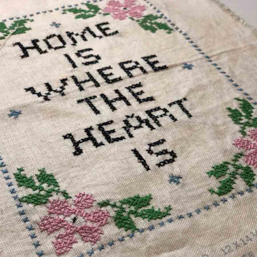 Home is Where the Heart Is - sample