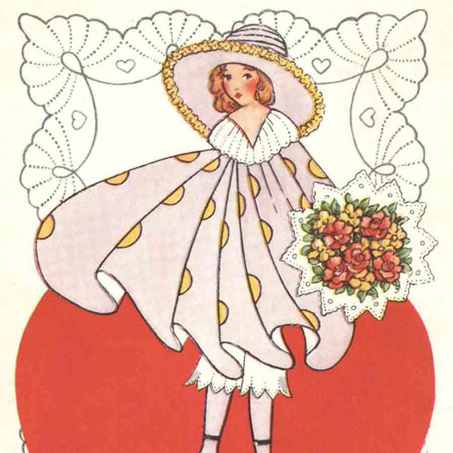 Fabric Valentine Fun!