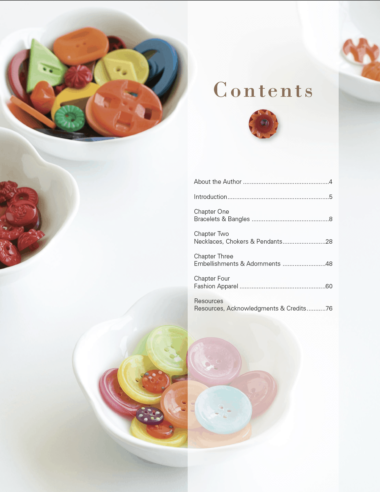 Button Ware contents