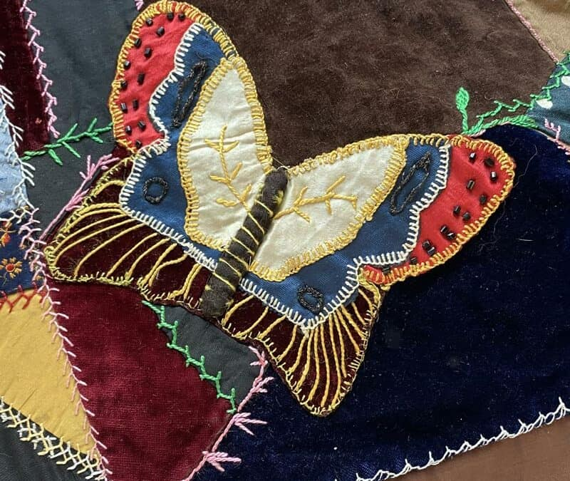 Crazy for Crazy Quilts!