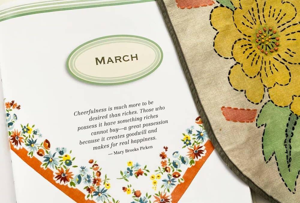 March Musings