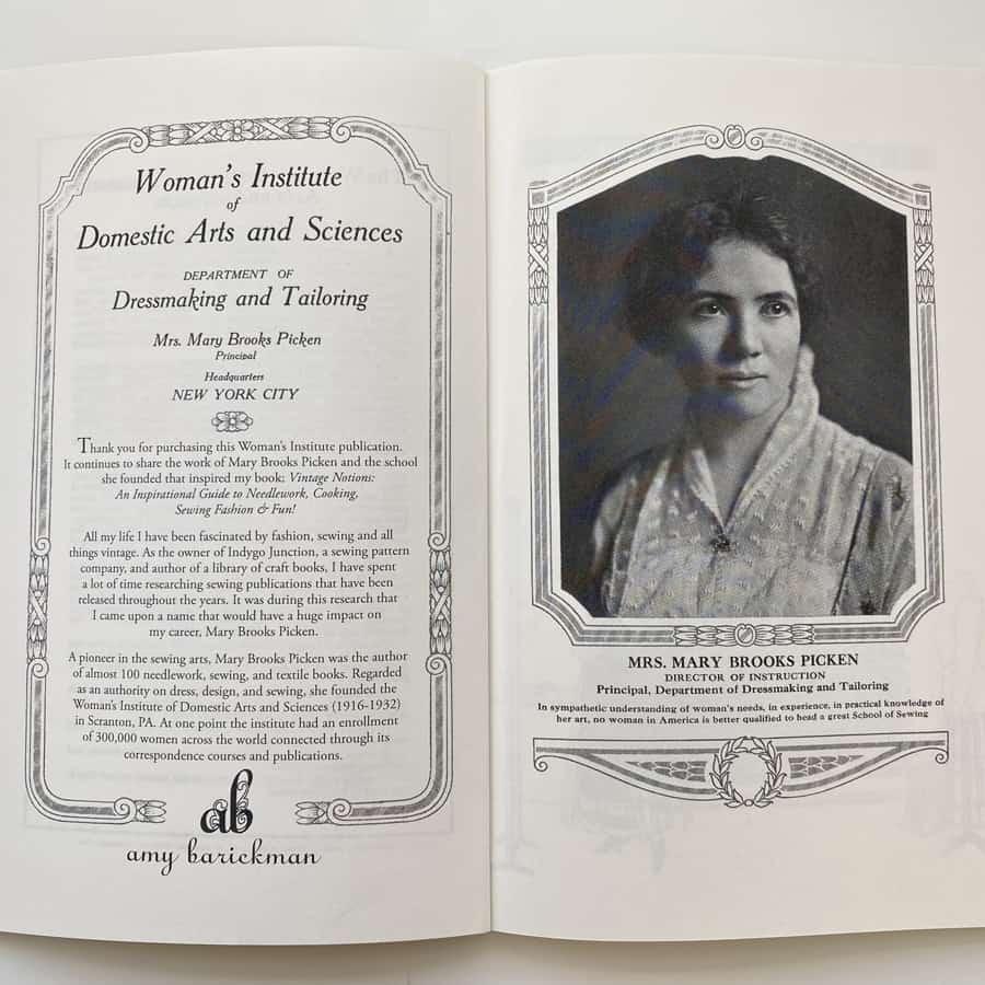 Dressmaking Made Easy Mary Brooks Picken