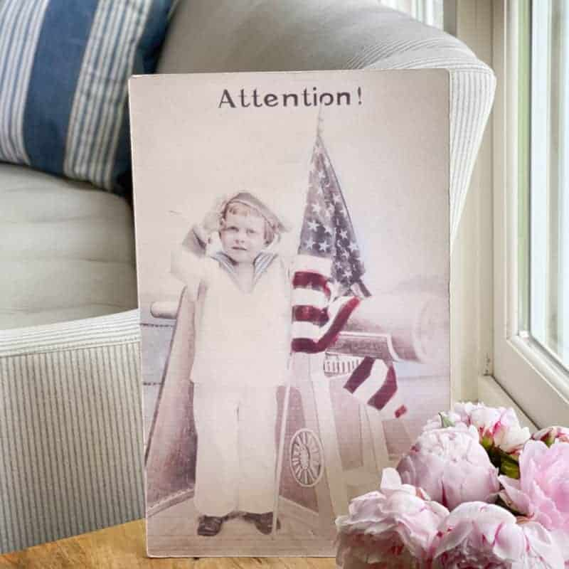 Attention! Memorial Day