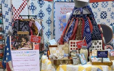 Kansas City Quilt Festival Recap & NEW Workshops