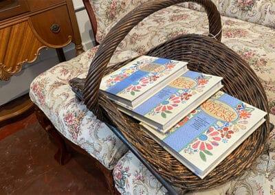 Vintage Notions books