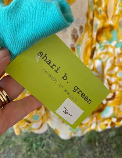 Shari B. Green re-made in america