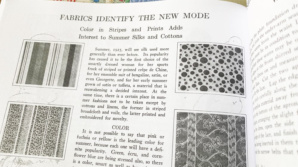 Vintage Notions Monthly Article