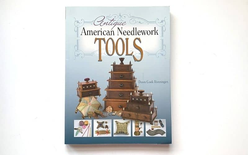 Antique Needlework Tools