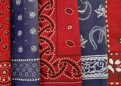 See bandanas from my collection