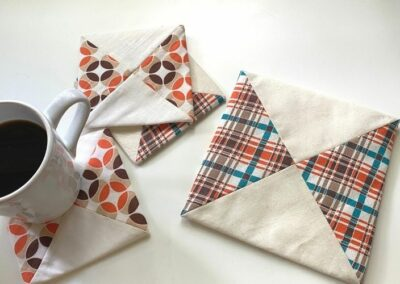 Mary's Magic Square sewing project